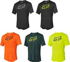 Fox Racing Ranger Foxhead Jersey - Mountain Bike MTB BMX Short Sleeve Gear Mens