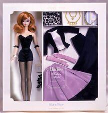 BFMC Fashion Model Dusk To Dawn Barbie Doll Gift Set NRFB In Mattel Shipper