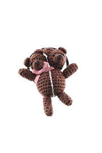 heaven by marc jacobs DOUBLE HEADED TEDDY HAIRTIE NEW from japan