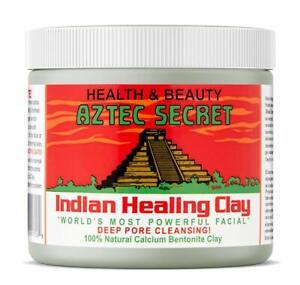 Astec Secret - Indian Healing Clay - 1 lb.   Deep Pore Cleansing Facial