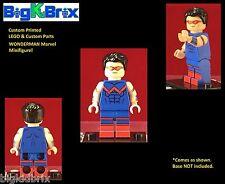 WONDERMAN Avengers Marvel Custom Printed Lego & Custom Parts Minifigure
