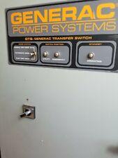 Generac Automatic Transfer Switch Gts010w 3g2ldnay 100a 480v Max 600vac
