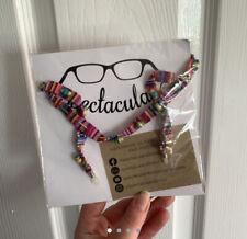 handmade glasses cord