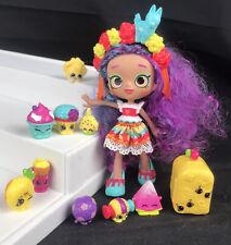 Shopkins Shoppies Doll Rosa Pinata World Vacation Mexico Exclusive Shopkins More