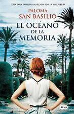 El Ocaano de La Memoria / The Ocean of Memory (Paperback or Softback)