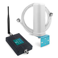 700/850/1900MHz 2G 3G 4G LTE Mobile Signal Booster for Band 2/5/12/17 Telus Fido