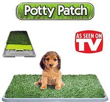 Toilette Lettiera per cani Dog Lavabile Potty Patch Tappetino Animali antiodore