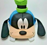 Disney Parks Goofy Ears Face Hat Baseball Cap Costume - Adult  - Adjustable