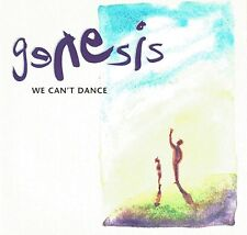 (CD) Genesis - We Can't Dance - I Can't Dance, No Son Of Mine, Tell Me Why,u.a.