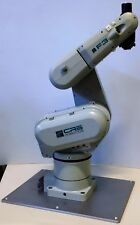 CRS F3 6 axis robot arm and controller, (no cable or teach pendant)
