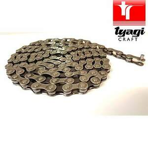 """Bicycle CHAIN 7-/8SPEED 1/2""""X3/32"""" 116 Link IG/HG Speed Chain Mountain Bike Road"""
