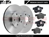 FOR VAUXHALL VECTRA C 1.9CDTI 150 SRI REAR BRAKE DISC DISCS BRAKE PADS SET