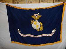 flag52 USMC Flag 1930's 4th Regiment China Marines FMF