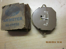 1939 FORD AMP GAUGE NOS