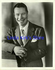 "Joe E. Brown Promotional Photograph ""G.E. Summer Originals"" ABC-TV 1956"