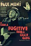 I Am a Fugitive from a Chain Gang (DVD, 2005) NEW SEALED Paul Muni 1932