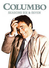 Columbo - The Complete Sixth and Seventh Season (DVD, 2014, 3-Disc Set)
