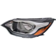 2012 2013 KA RIO SEDAN HEADLIGHT HEADLAMP LIGHT LAMP LEFT DRIVER SIDE