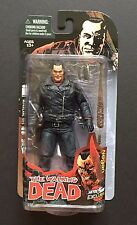 The Walking Dead Exclusive McFarlane NEGAN Action Figure - Full Color - NEW N/M