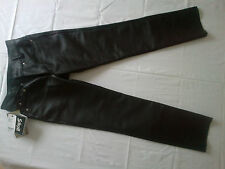 Schott Leather Pants 600us size 32
