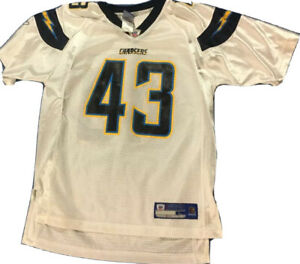 Reebok Boy's Chargers Sproles Football Jersey. Size Large 14-16