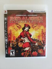 Command & Conquer Red Alert 3 PS3  Playstation 3