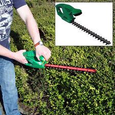"""Handheld Arbre Bush Taille-haie 18"""" Lame électrique jardin Cutter Heavy Duty"""