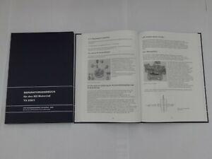 Neu blaue Reparaturanleitung Reparaturhandbuch MZ TS 250/1 250 / 1 Hardcover