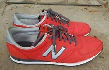 New Balance 420 Sneakers Orange Mens SZ 12D