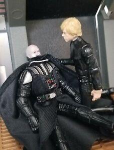 Star Wars Vintage Collection Darth Vader & Luke Skywalker Action Figures