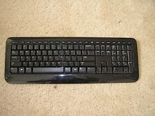 Microsoft Wireless keyboard 800 model 1455