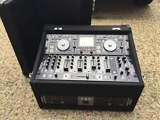 Bespoke DJ Console. Twin CD Drive, Mixer & Media Controller. All In Flight Case.