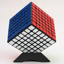 Qiyi Wuji 7x7x7 Magic Cube Twist Puzzle Intelligence Educational Toys Black