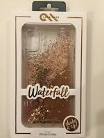 Case Mate Waterfall Series Case For iPhone Xs Max - Gold NEW