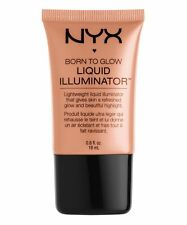 NYX Cosmetics Born to Glow Liquid Illuminator - LI02 Gleam + Free Shipping