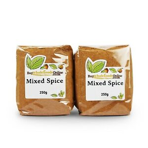 Mixed Spice 500g   Buy Whole Foods Online   Free UK Mainland P&P