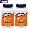 NOW Foods THYROID ENERGY Support Metabolism Support Weight Loss Diet Kosher Veg