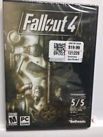 Fallout 4 (PC,Windows) Brand New Factory Sealed! USA!