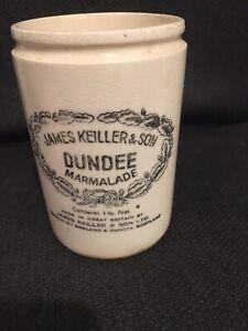 James Keiller & Son's Dundee Marmalade Jar