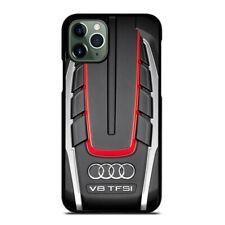 ENGINE AUDI SPORTS #1 iPhone 6/6S 7/8 Plus/XS Max XR 11 X Pro Max Funda