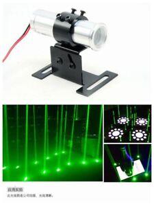 Fat Beam 532nm 50mW Green Laser Module Bar KTV DJ Stage Lighting w 22mm Holder