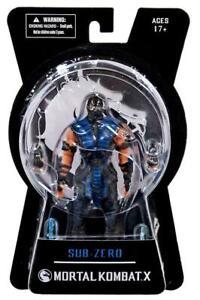 "Mortal Kombat Sub-Zero 6"" Action Figure"