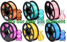 PLA Silk 1.75mm 3D printer filament 1kg spools