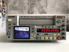 Sony DSR-45AP PAL/NTSC HDV DVCAM DV Digital Video Player Recorder. Low Hours!