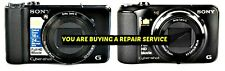 SONY HX9V or HX10V REPAIR SERVICE for your Digital Camera with a 60 Day Warranty