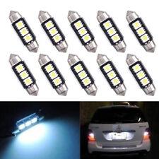 36mm LED Kennzeichenbeleuchtung Kennzeichen Leuchten 10 Canbus Birnen SET