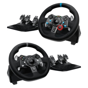 Logitech G29 / G920 Driving Force Racing Wheel - Black - Xbox One / PS4 / PC