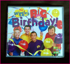 THE WIGGLES BIG BIRTHDAY - KIDS CD - Childrens ABC Music Songs - New & Sealed