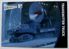 THUNDERBIRDS 50 YEARS - Card #50 - Gerry Anderson - Unstoppable Cards Ltd 2015