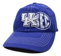 UK Kentucky WIldcats Tow NCAA SEC Conference Stretch Fit Cap Slouch Hat